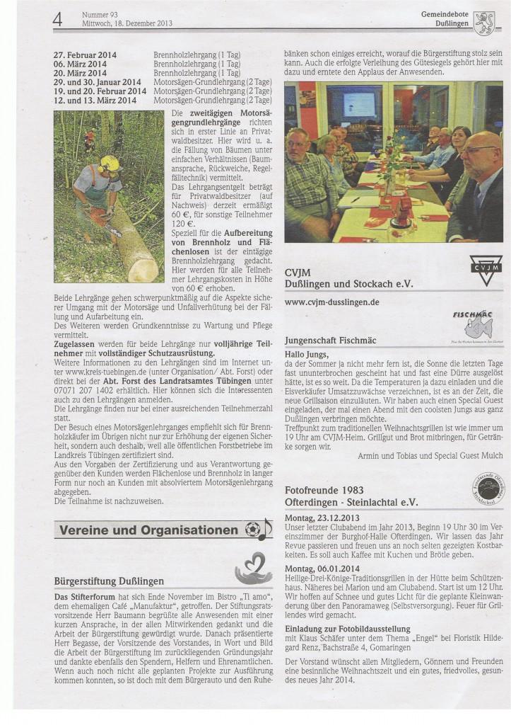 Gemeindeboten 93 :2013