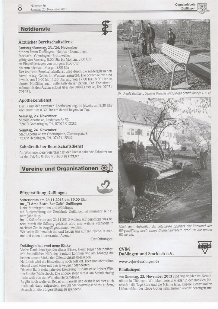 Gemeindeboten 86 : 2013