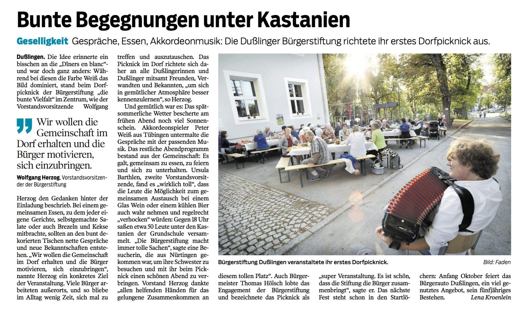 Schwäbisches tagblatt bekanntschaften